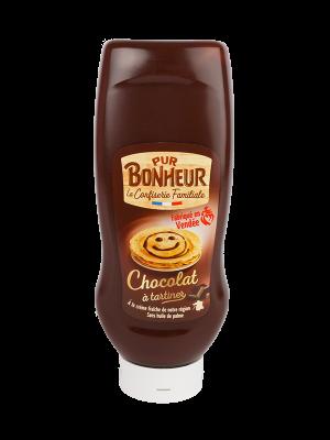 Squeezer pâte à tartiner Pur Bonheur Chocolat 900g