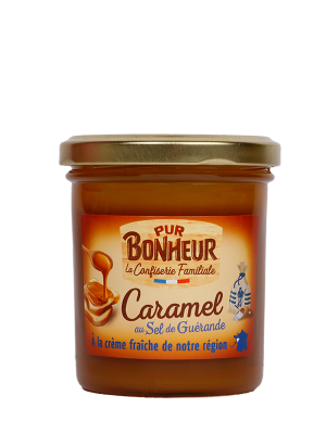 Caramel au sel de Guérande