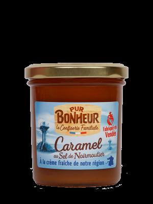 Caramel Noirmoutier 200g Pur Bonheur