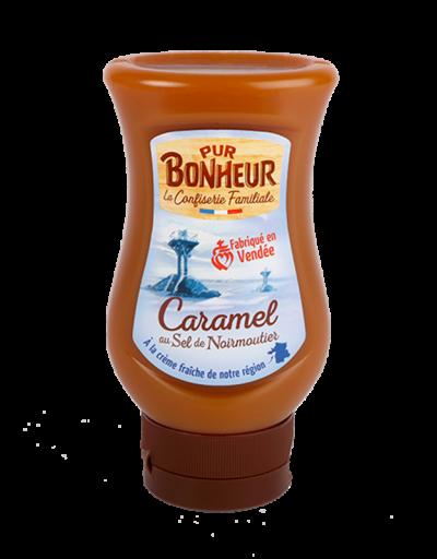 Squeezer Caramel sel de Noirmoutier Pur Bonheur