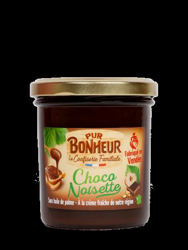 Pâte à tartiner choco-noisette Pur Bonheur