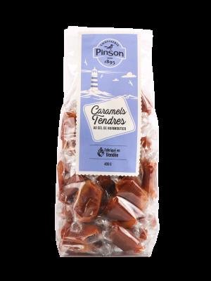 Caramels tendres au sel de Noirmoutier Pinson