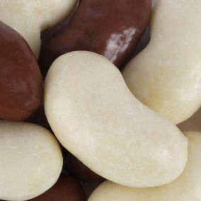 Mogettes au chocolat