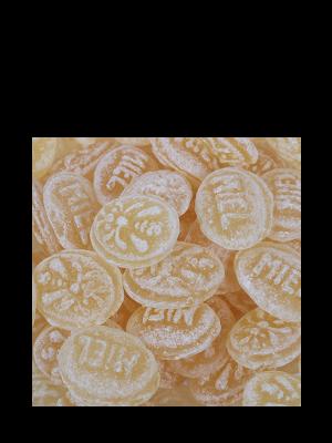 Pastilles miel givrée Pinson