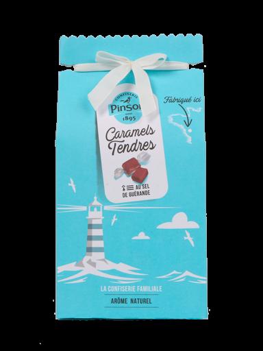 Ballotin caramels tendres au sel de Guérande
