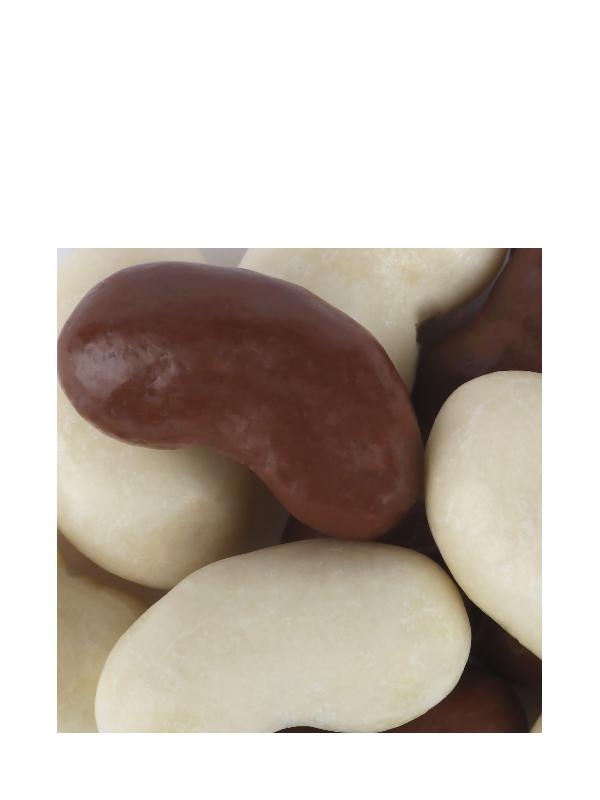 Mogettes 2 chocolats