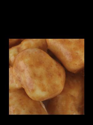Patates nougatine