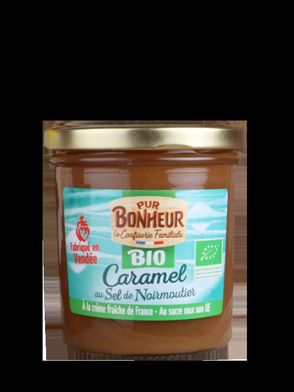 caramel bio noirmoutier